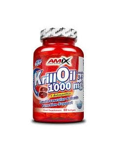 Krill Oil 1000Mg 60 Caps - Amix