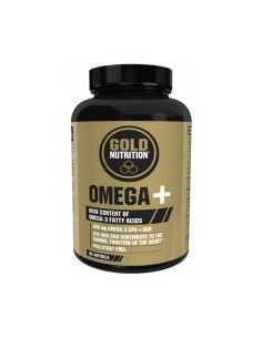 Omega + 90 Caps - GoldNutrition