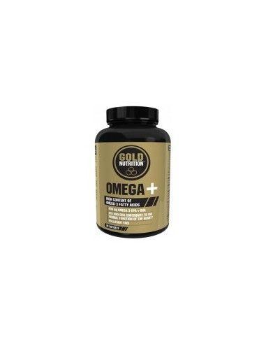Omega + 90 Caps - GoldNutrition