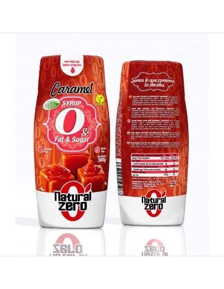 Syrup 0% Fat & Sugar - Natural Zero