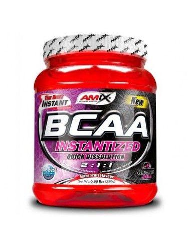 Bcaa Instantanized 2:1:1 250 Gr - AMIX