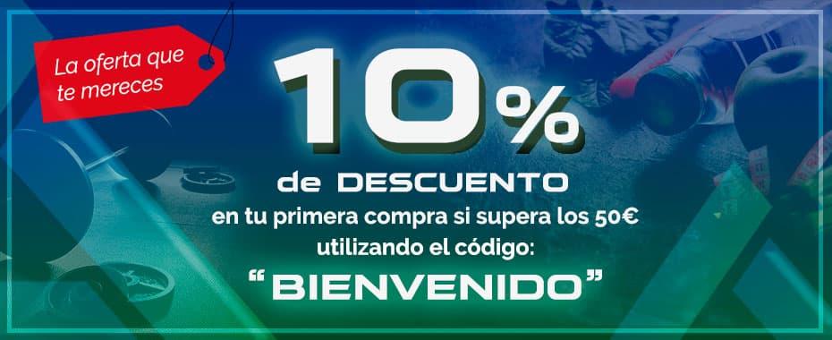 10% Descuento #QuedateEnCasa