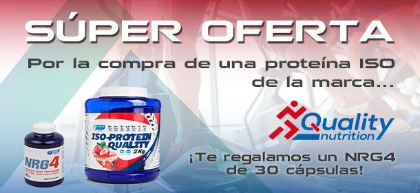 Super Oferta NRG4 Regalo