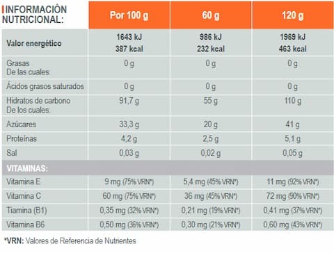 Nd3 Polvo 60g Unidad - Infisport info