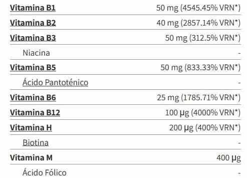 B Vitamin Complex 60 Softgels info