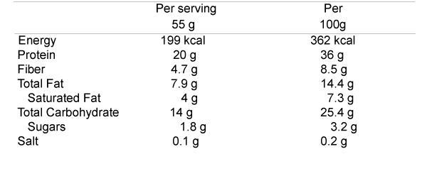 protein bar barebells info