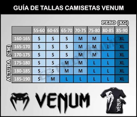 Camiseta Venum Classic Elastano info
