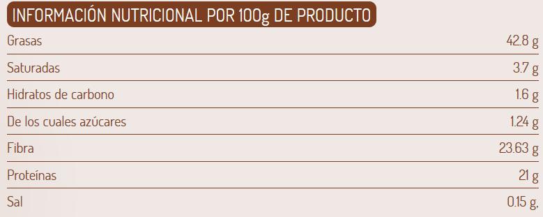 Semillas De Lino 500Gr - El Granero info