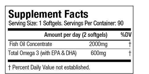 omega3 info